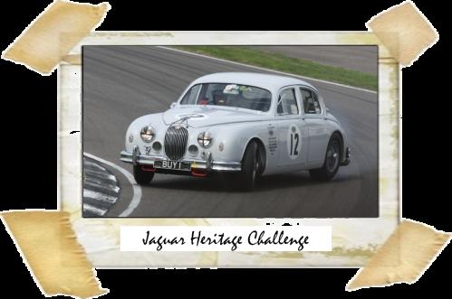 Jaguar Heritage Challenge 2015